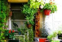 Outside / A collection of ideas on how to create a great outdoor space!