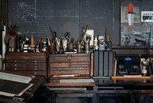 Artist studios and workshops