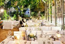 Inspiring  wedding  spaces