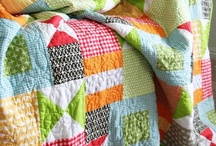 Quilts and Sewing crafts / Quilts and other Sewing crafts I want to do one day! / by Lindsay Garner