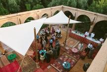 Rustic Rose Garden Wedding Morocco / Visit: www.boutiquesouk.com Follow us on: - Instagram accounts: https://www.instagram.com/boutiquesouk_weddings/ https://www.instagram.com/boutiquesouk/ -Facebook: https://www.facebook.com/boutique.souk