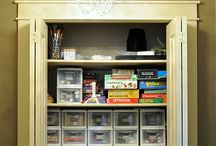 Organization and Cleaning / Organizational Skills / by Lindsay Garner