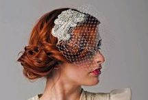 Vintage sparkle / Every piece is beautifully hand made for your special day