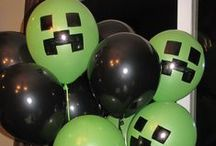 Minecraft Party Ideas / Are you having a Minecraft Party?