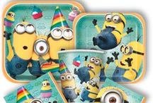 Despicable Minion Party Ideas / Are you having a Despicable Me Party?