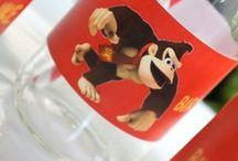 Donkey Kong Party Ideas