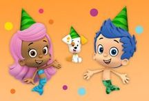 Bubble Guppies Party Ideas / Are you having a Bubble Guppies Party?