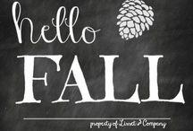 Fall / by Lindsay Garner