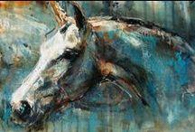 Nina Smart - Equine Artist / www.ninasmart.com Australian Contemporary Artworks Facebook page: https://www.facebook.com/nina.smart.art/