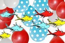 Dr Seuss Party Ideas / Are you having a Dr Seuss Party?