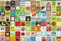 Spice and Jar Labels / Spice Jar Labels (Spice Stickers)