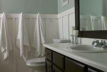 Bathroom Ideas / by Lindsay Garner