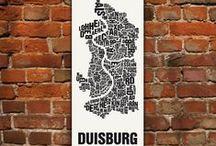 Duisburg / Die Pinnwand über Duisburg befindet sich quasi noch im Aufbau. Ich freue mich über Tipps bzw. gute Adressen. Schreibt mich an!   / by Buna Tuna