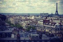 Místa, kam se chci podívat / Paříž