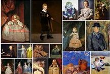 I ritratti dell'infanzia / L'infanzia ritratta nella storia dell'arte.