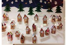 Askartelu: joulu - Christmas craft