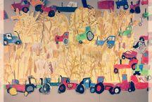 Kuvis syksy - Fall art
