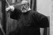 Paul-Albert Besnard / Una bacheca tutta incentrata su Paul-Albert Besnard (Parigi, 2 gennaio 1849 – Parigi, 4 dicembre 1934) pittore e incisore francese.