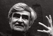 Alberto Burri / Alberto Burri (Città di Castello, 12 marzo 1915 – Nizza, 13 febbraio 1995) artista e pittore italiano.