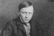 Alfred Kubin / Alfred Leopold Isidor Kubin (Leitmeritz, 10 aprile 1877 – Zwickledt, 20 agosto 1959) illustratore e scrittore austriaco