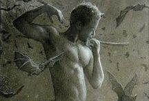 Myth's & Norse Mythologie & Folklore & Gods etc.