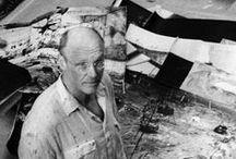 Anselm Kiefer / Anselm Kiefer (Donaueschingen, 8 marzo 1945) pittore e scultore tedesco.