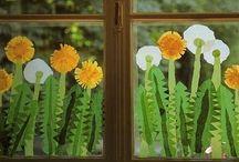 Askartelu:kevät -Spring craft
