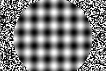 #Optische Illusies / #Optical Illusions / All kinds of optical illusions