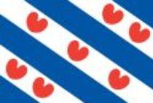 #Vlaggen van NL - Friesland / Alle vlaggen van de gemeenten, dorpen en steden in deze provincie. Zie ook de andere provincies en de wereldwijde vlaggen