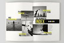 Index / Index, sumário, índice, design, inspiration, layout, template