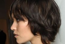 Hair style / I would like to have my hair