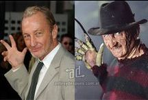 Freddy Krueger / Robert Englund - Nightmare In Elmstreet..1...2... / Nightmare In Elmstreet 1..2....