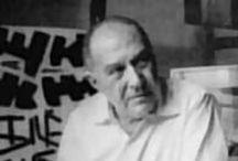 Giuseppe Capogrossi / Giuseppe Capogrossi (Roma, 7 marzo 1900 – Roma, 9 ottobre 1972) pittore italiano.