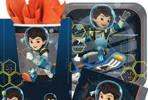 Miles from Tomorrowland Party Ideas / Here you will find ideas for your party from; cookies, cakes, deserts, decorations, etc.