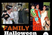 Halloween Kid / Family Costume Ideas / Here are some ideas for your kids or family costumes. I wonder which one we will choose this year.