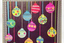 Kuvis : Joulu- Christmas arts