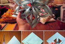 Askartelu: talvi - Winter crafts