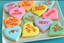 Valentine's Day Cookies & Desserts / Baked With LOVE!