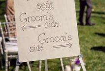 Blam Wedding / Ideas for their beautiful & nerdy wedding