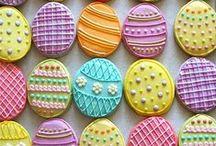 Easter Desserts Foods Snacks