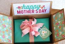 Mother's Day Ideas: Treats- Crafts - Gifts / Happy Mother's Day!