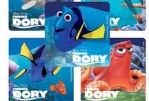 Finding Dory Movie Party / Here are some party ideas for a Finding Dory Party