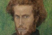 William Degouve de Nuncques / William Degouve de Nuncques (Nunques 28 febbraio 1867 - 1 Marzo 1935) pittore belga.