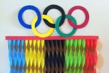Olympic Party / The Olympics are a fun time to host a party. Here are some ideas for your bash.