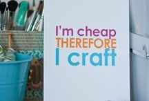 DIY~ CRAFTS I WISH TO TRY / Crafting choices i want to try and master / by Rynadah Whyte