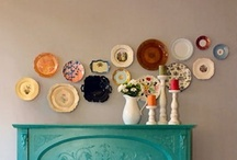lovely interiors / by Tina Winand
