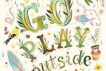 Go play outside...