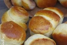VIENNOISERIES-PAIN / PASTRIES-BREAD