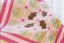 Spring Holiday Quilt Pattern Downloads / Spring Holiday Quilt Pattern Downloads / by e-PatternsCentral