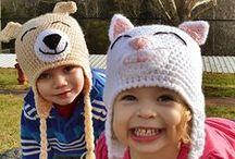 Crochet Children & Baby Hat Pattern Downloads / Crochet Children & Baby Hat Pattern Downloads / by e-PatternsCentral